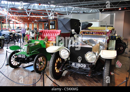 1907 Rolls Royce Silver Ghost Stock Photo 18105915 Alamy