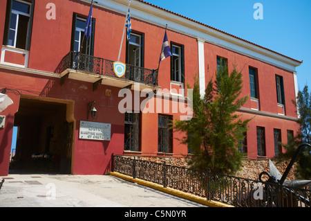 Maritime Museum Of Crete Chania Stock Photo, Royalty Free ...