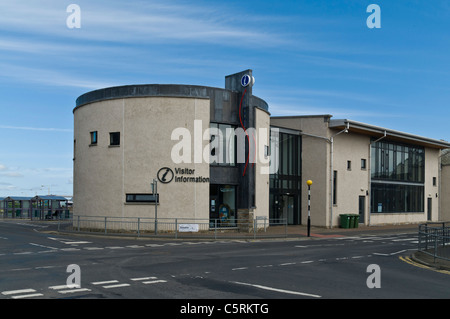 dh Visitor Centre KIRKWALL ORKNEY Kirkwall Travel Centre building tourist information - Stock Photo
