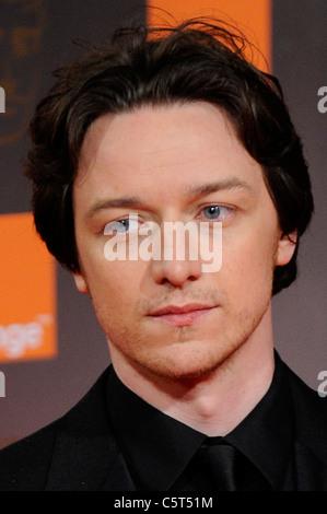 James McAvoy Head Shot 2011 - Image Copyright Hollywood ...