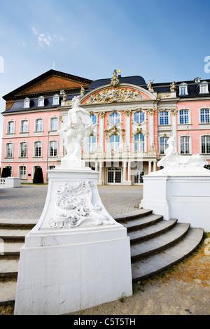 Germany, Rhineland-Palatinate, Treves, Electoral Palace - Stock Photo