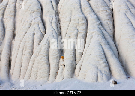 America, Utah,  Wahweap Hoodoos, Grand Staircase Escalante National Monument - Stock Photo