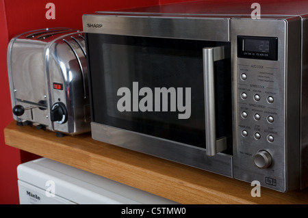 Household electrical appliances - Stock Photo