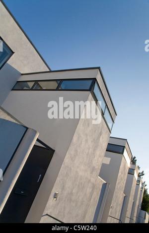weissenhofsiedlung stuttgart stock photo royalty free. Black Bedroom Furniture Sets. Home Design Ideas