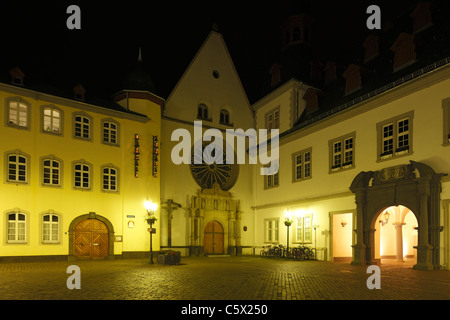 View Of The Old Grammar School St Mary S Church And Clive Steps Stock Photo Royalty Free