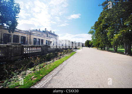 jardin public public park in the city bordeaux france europe stock photo royalty free. Black Bedroom Furniture Sets. Home Design Ideas