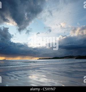 Balnakiel Bay, near Durness, Sutherland, Highland, Scotland, UK. - Stock Photo