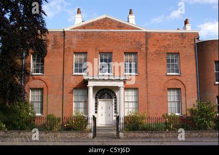 Hadley House, Monken Hadley, Hertfordshire, England - Stock Photo
