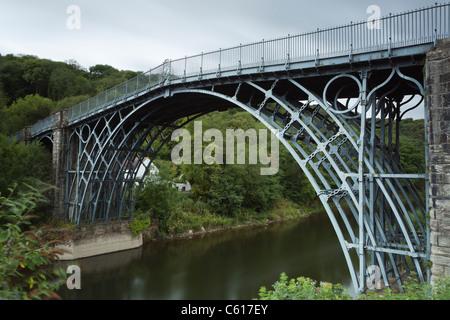 Ironbridge, Shropshire, England, UK - Stock Photo