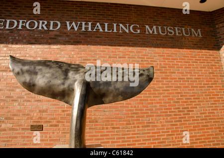 Massachusetts, New Bedford. New Bedford Whaling Museum. - Stock Photo