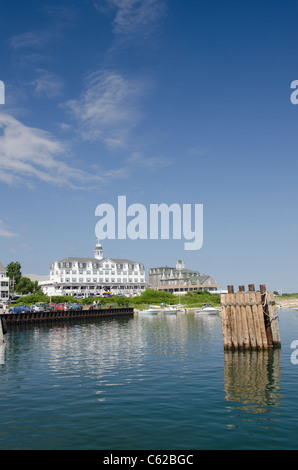 Rhode Island, Block Island (aka New Shoreham). - Stock Photo