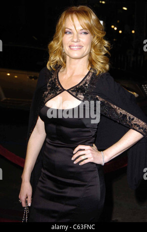 Marg Helgenberger at the premiere of IN GOOD COMPANY at Grauman's Chinese Theatre, Los Angeles, CA, December 6, - Stock Photo