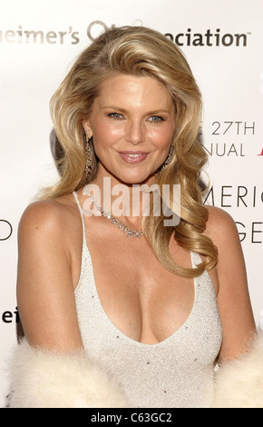 Christie Brinkley at arrivals for AAFA American Image Awards Rita Hayworth Fund Benefit, Grand Hyatt Hotel, New York, NY, May 23, 2005. Photo by: Ian Smile/Everett Collection