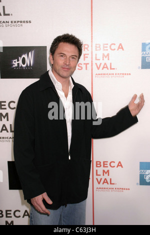 Tim Daley at arrivals for SHOW Business World Premiere at Tribeca Film Festival, Tribeca Performing Arts Center, - Stock Photo