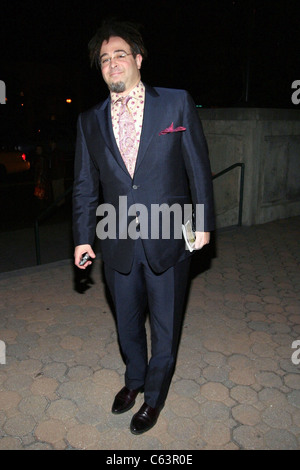 Adam Duritz at the after-party for Sweet Charity Opening Night on Broadway, Guastavino's Restaurant, New York, NY, - Stock Photo