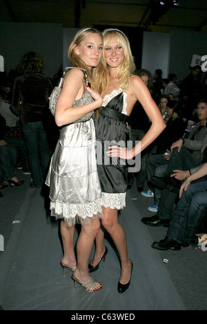 Ruby Stewart, Kimberly Stewart at fashion show for OAKLEY ...