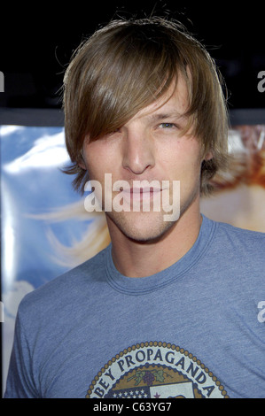 Chad Faust at arrivals for JUST LIKE HEAVEN Premiere, Grauman's Chinese Theatre, Los Angeles, CA, Thursday, September - Stock Photo