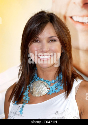 Kimberly Page at arrivals for THE 40 YEAR-OLD VIRGIN Premiere, The Arclight Cinema, Los Angeles, CA, August 11, - Stock Photo
