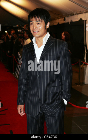 Bing Shao at arrivals for THE MYTH Premiere at Toronto Film Festival, Roy Thompson Hall, Toronto, ON, September - Stock Photo