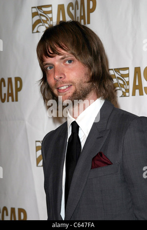 James Valentine Of Maroon 5 At Arrivals For ASCAP Pop Music Awards, Beverly  Hilton Hotel