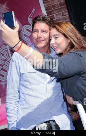 Television personality Ty Pennington, visits the 'Wendy Williams Show' taping at AMV Unitel Studios out and about - Stock Photo