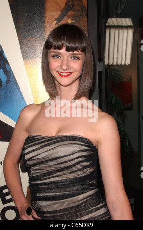 Alexandra Ella at arrivals for HBO Documentary Films and The Creative Coalition present the Los Angeles premiere - Stock Photo