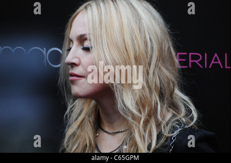 Madonna at in-store appearance for The Material Girl Collection Launch, Macy's Herald Square Department Store, New - Stock Photo