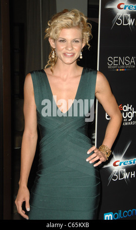 Angel McCord at arrivals for 2010 Breakthrough of the Year Awards, Pacific Design Center, Los Angeles, CA August - Stock Photo
