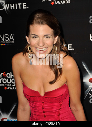 Rachel McCord at arrivals for 2010 Breakthrough of the Year Awards, Pacific Design Center, Los Angeles, CA August - Stock Photo