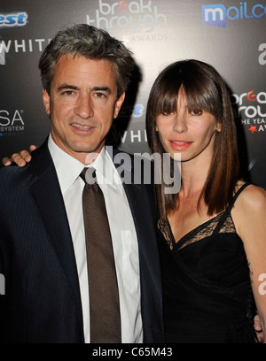 Dermot Mulroney, guest at arrivals for 2010 Breakthrough of the Year Awards, Pacific Design Center, Los Angeles, - Stock Photo