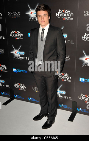 Josh Hutcherson at arrivals for 2010 Breakthrough of the Year Awards, Pacific Design Center, Los Angeles, CA August - Stock Photo