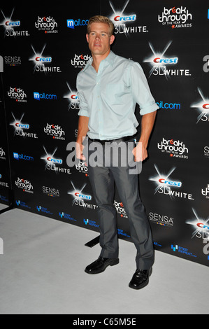 Trevor Donovan at arrivals for 2010 Breakthrough of the Year Awards, Pacific Design Center, Los Angeles, CA August - Stock Photo
