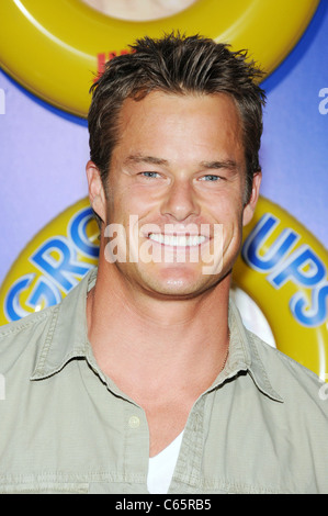 Alec Musser at arrivals for GROWN UPS Premiere, The Ziegfeld Theatre, New York, NY June 23, 2010. Photo By: Desiree - Stock Photo