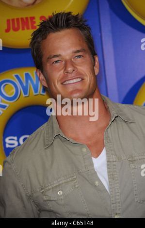 Alec Musser at arrivals for GROWN UPS Premiere, The Ziegfeld Theatre, New York, NY June 23, 2010. Photo By: Kristin - Stock Photo