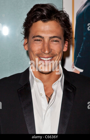 Andrew Keegan at arrivals for LOVE WEDDING MARRIAGE Premiere, Pacific Design Center, Los Angeles, CA May 17, 2011. - Stock Photo
