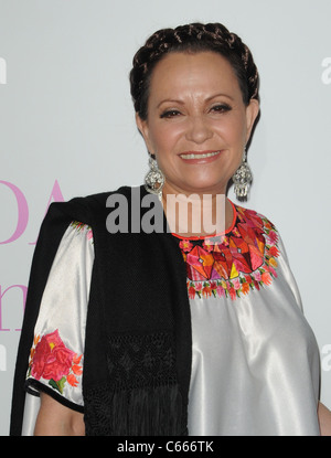 Adriana Barraza at arrivals for FROM PRADA TO NADA Premiere, LA Live Regal Cinemas Premiere, Los Angeles, CA January - Stock Photo