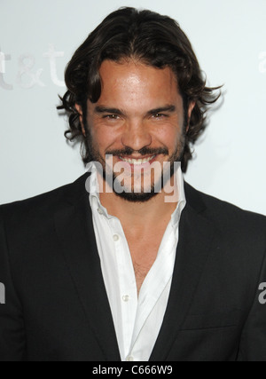 Kuno Becker at arrivals for FROM PRADA TO NADA Premiere, LA Live Regal Cinemas Premiere, Los Angeles, CA January - Stock Photo