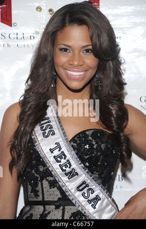 Miss Teen USA Kamie Crawford in attendance for Gilda's Club New York City's 15th Anniversary Benefit Gala, Pierre - Stock Photo