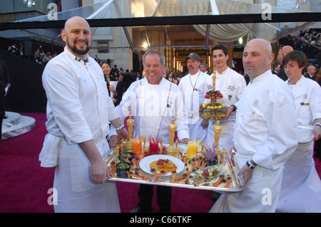 Wolfgang Puck at arrivals for The 83rd Academy Awards Oscars - Arrivals Part 1, The Kodak Theatre, Los Angeles, - Stock Photo