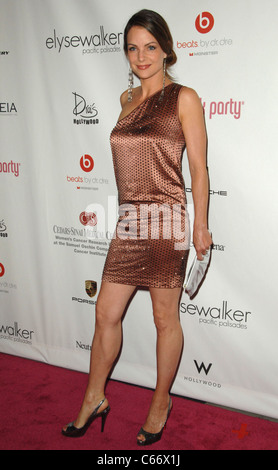 Kimberly Williams Paisley at arrivals for The 6th Annual Pink Party Benefit for Cedars-Sinai Women's Cancer Research - Stock Photo