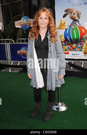 Lea Thompson at arrivals for HOP Premiere, Universal CityWalk, Los Angeles, CA March 27, 2011. Photo By: Elizabeth - Stock Photo