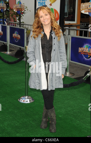 Lea Thompson at arrivals for HOP Premiere, Universal CityWalk, Los Angeles, CA March 27, 2011. Photo By: Dee Cercone/Everett - Stock Photo