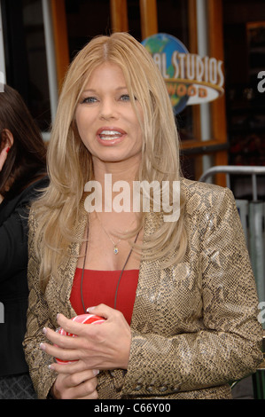 Donna D'Errico at arrivals for HOP Premiere, Universal CityWalk, Los Angeles, CA March 27, 2011. Photo By: Michael - Stock Photo