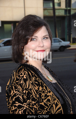 Delta Burke at arrivals for GET LOW Premiere, Samuel Goldwyn Theater at AMPAS, Los Angeles, CA July 27, 2010. Photo - Stock Photo