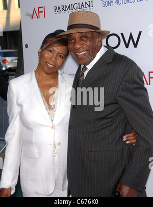 Bill Cobbs at arrivals for GET LOW Premiere, Samuel Goldwyn Theater at AMPAS, Los Angeles, CA July 27, 2010. Photo - Stock Photo