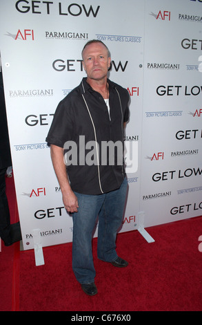 Michael Rooker at arrivals for GET LOW Premiere, Samuel Goldwyn Theater at AMPAS, Los Angeles, CA July 27, 2010. - Stock Photo
