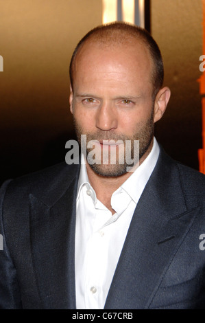Jason Statham at arrivals for THE MECHANIC Premiere, Arclight Hollywood Cinemas, Los Angeles, CA January 25, 2011. - Stock Photo