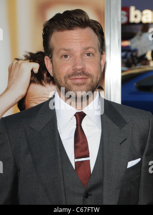 Jason Sudeikis at arrivals for HORRIBLE BOSSES Premiere, Grauman's Chinese Theatre, Los Angeles, CA June 30, 2011. - Stock Photo