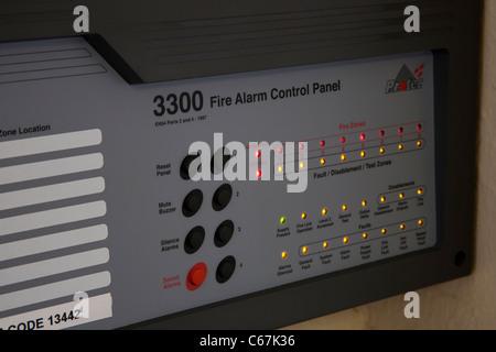 protec fire alarm panel manual