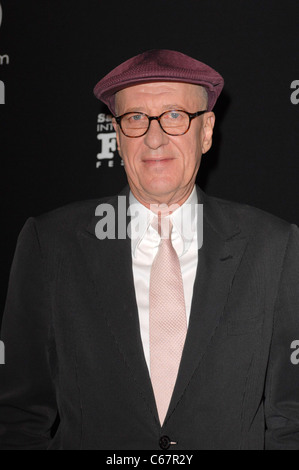 Geoffrey Rush at arrivals for Montecito Awards at the 26th Annual Santa Barbara International Film Festival, Arlington - Stock Photo